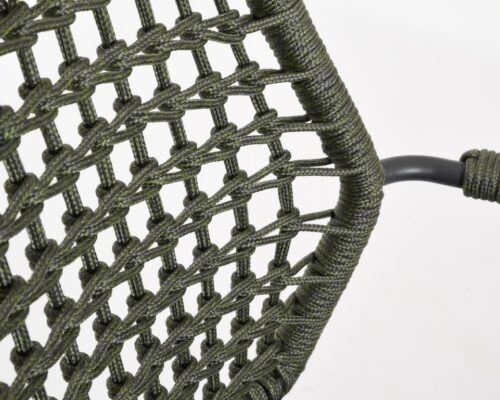 Barista stacking chair green rope_02