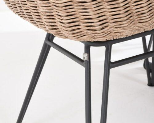 Bohemian dining chair